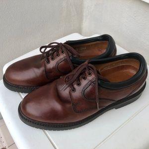 Allen Edmonds Lifestyles size 8 Vibran sole shoes